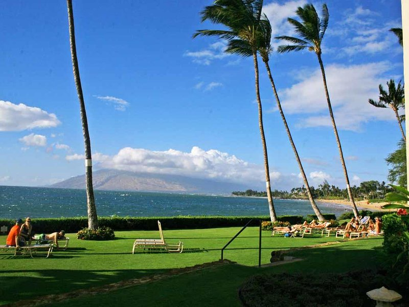 If only the best will do; this is it!! -Royal Mauian #114, holiday rental in Kihei