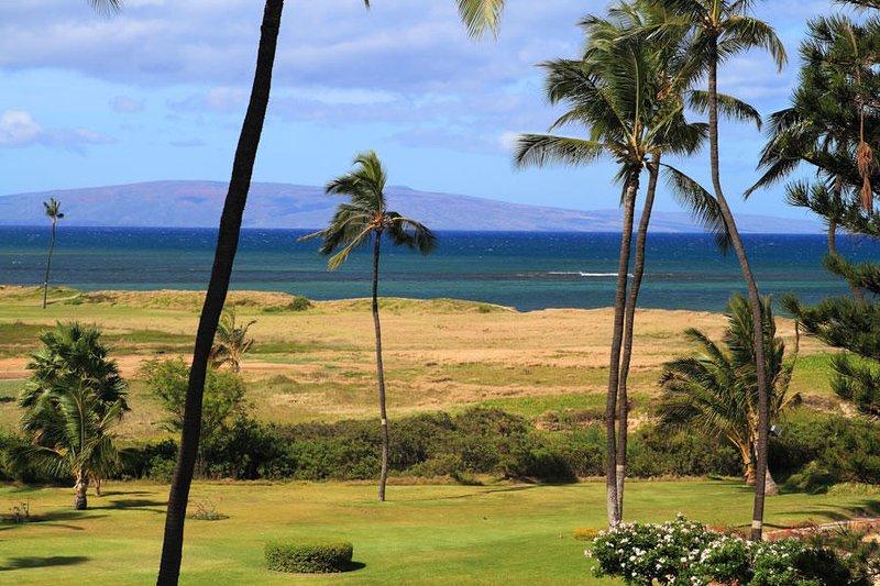 Gorgeous Ocean Views & Interior - Menehune Shores #427, location de vacances à Kihei