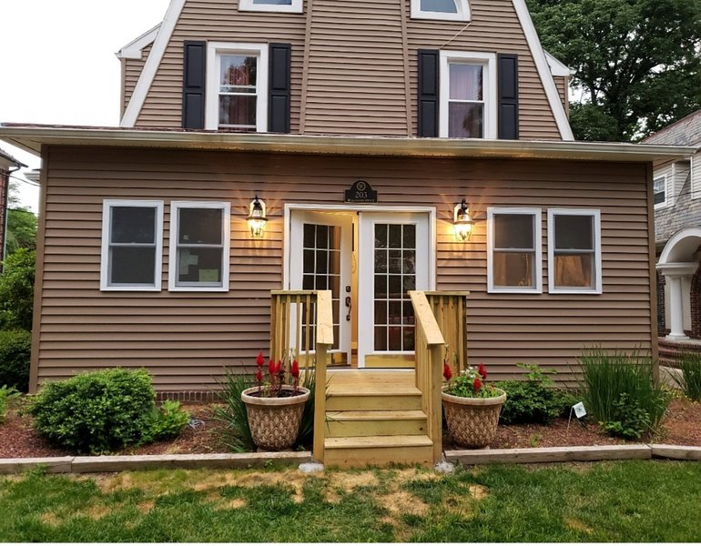 Single room with Ensuite, holiday rental in Princeton