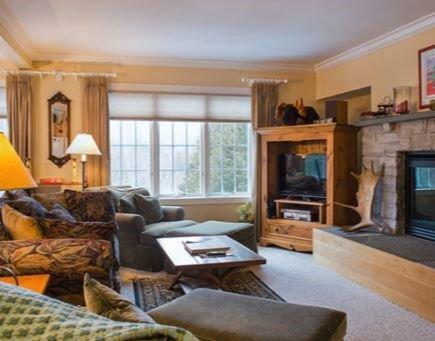 Bem-vindo à nossa linda casa de 3 quartos em Stowe, Vermont!