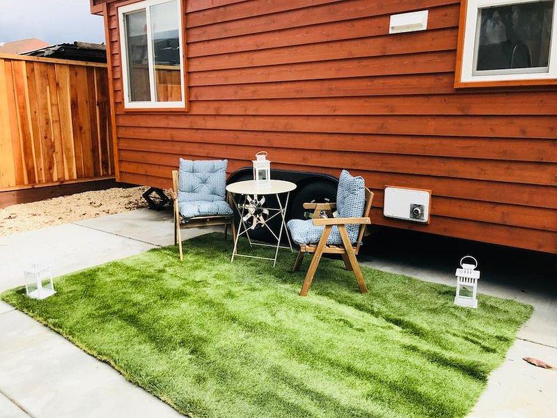 Tiny House in the land of Tech Giants, location de vacances à San Jose