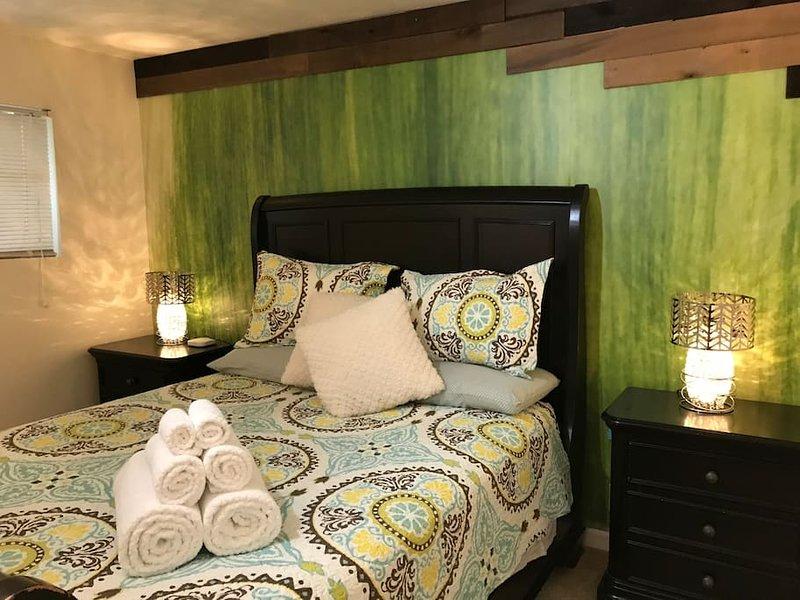 Cozy private bungalow in Willow Glen, location de vacances à San Jose