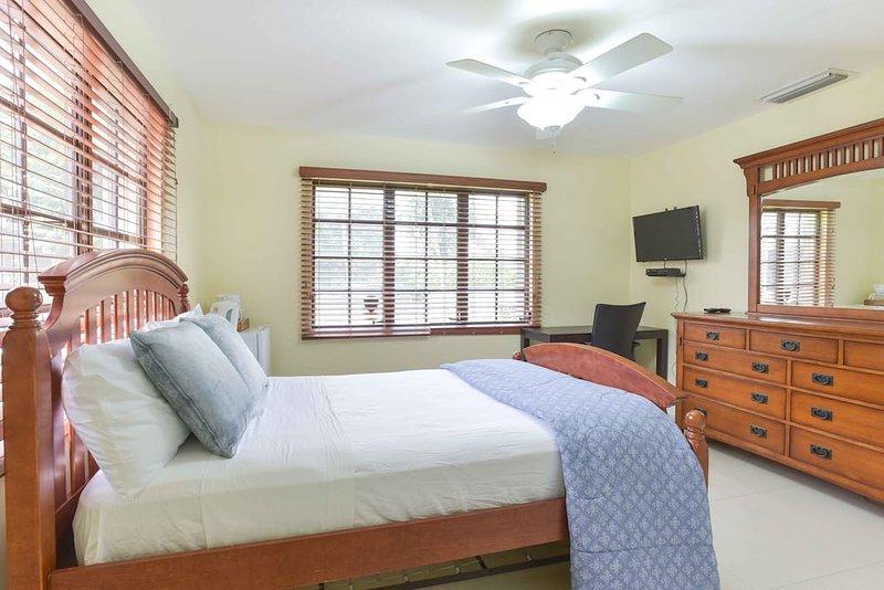 Queen Room + Bath (Hibiscus Room), vacation rental in George Town
