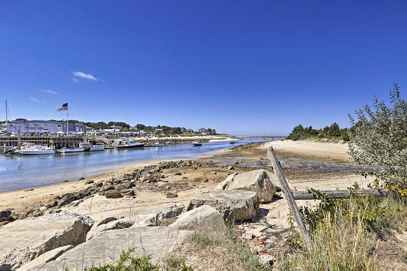 Minutos da praia e da baía, esta casa simplesmente não pode ser derrotado.