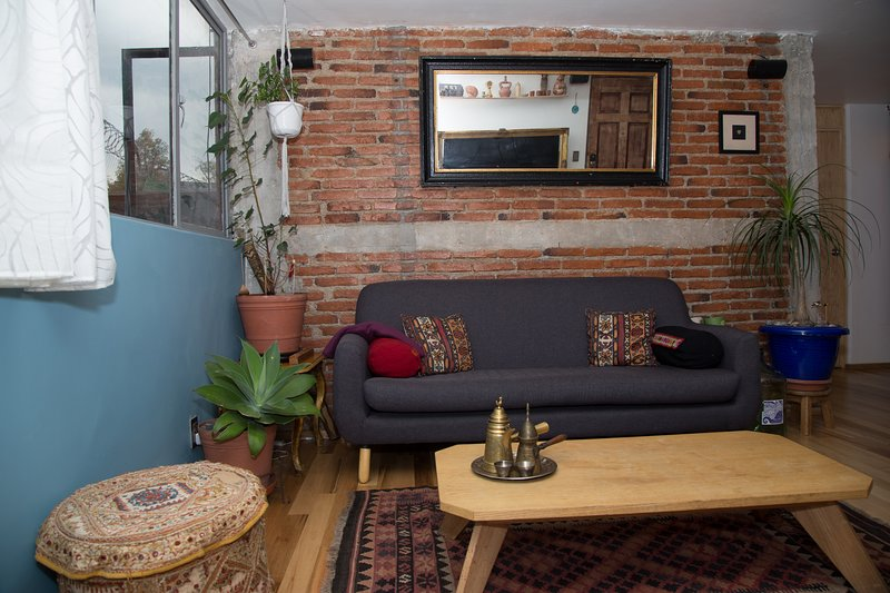 Cozy Spot in the ♥ of Roma Neighborhood, vacation rental in Mexico City