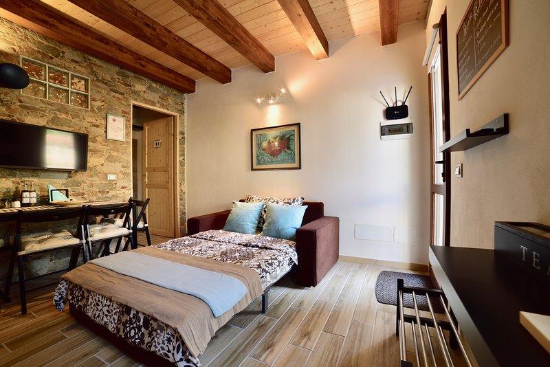 Villa Margherita Crespino, holiday rental in Crespino