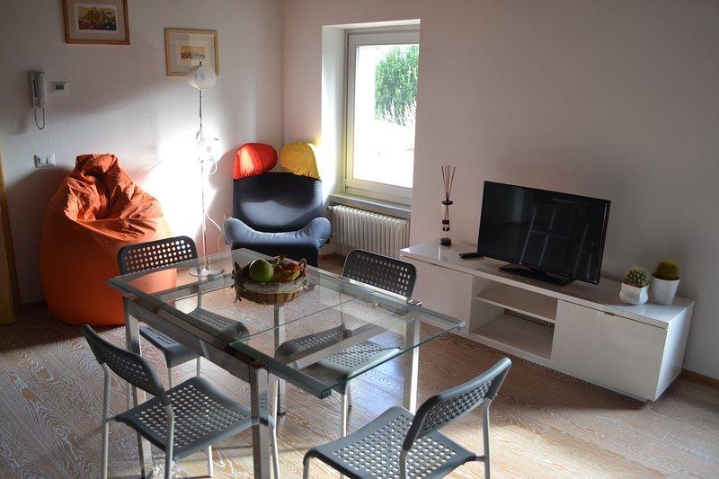 Giallo e Blu Monolocale, aluguéis de temporada em Orvieto
