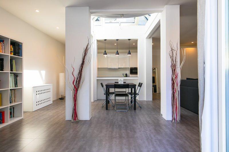 Luxury OpenSpace, holiday rental in Castel di Leva