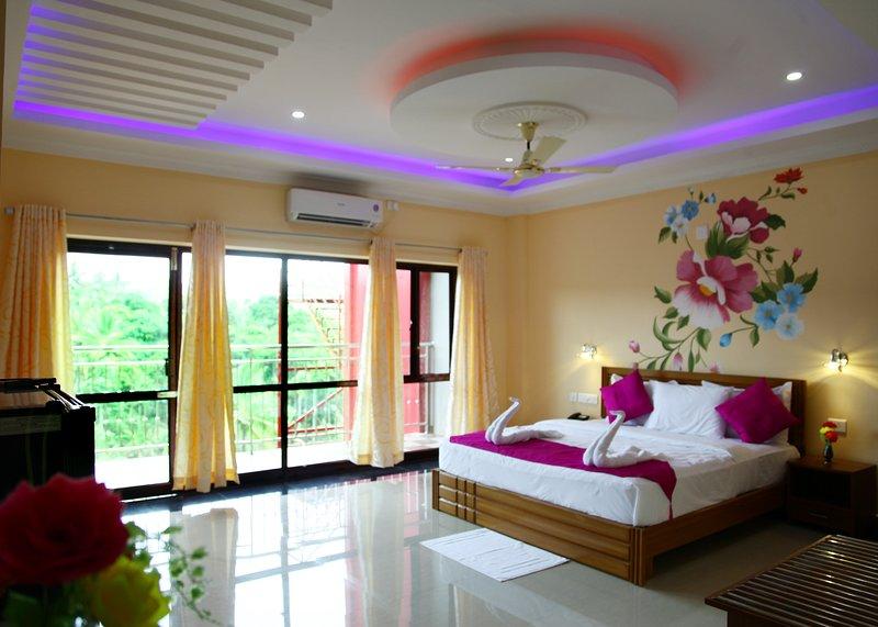 Tranquilgreens GALAXY (NON AC) 1, vacation rental in Santhanpara