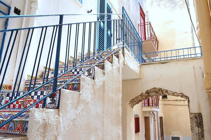 mini apartment in Sicily!, vacation rental in Sciacca