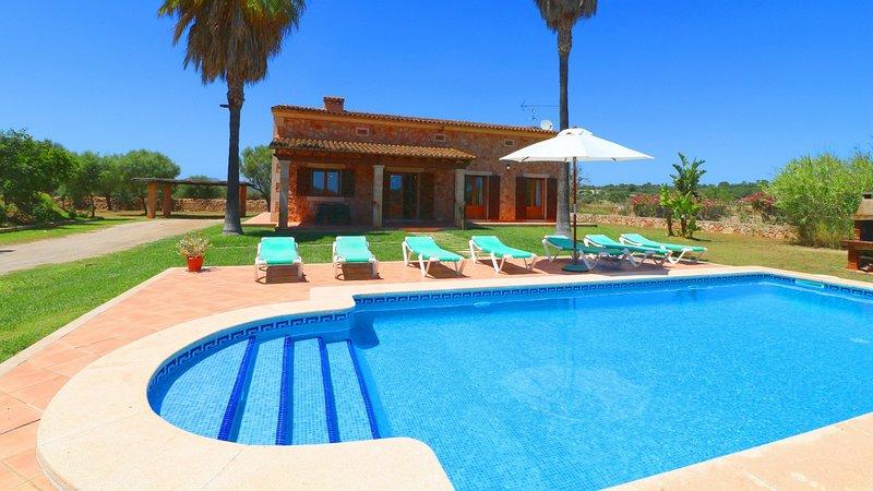 Finca Verano, holiday rental in Campos