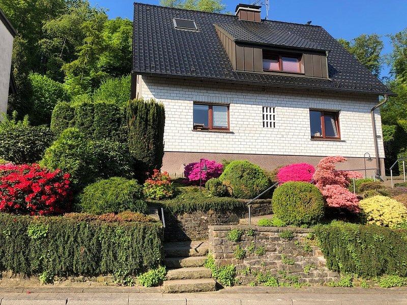 Gemütliche Ferienwohnung am Waldrand, casa vacanza a Dortmund