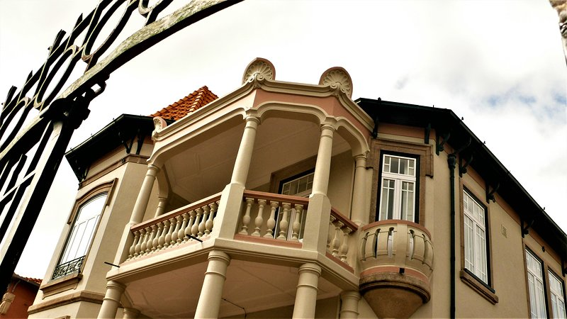 House of Pandora Arts Mansion & Spa In Porto, holiday rental in Ermesinde