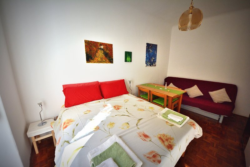 Two steps from the city center, vacation rental in San Giuseppe della Chiusa