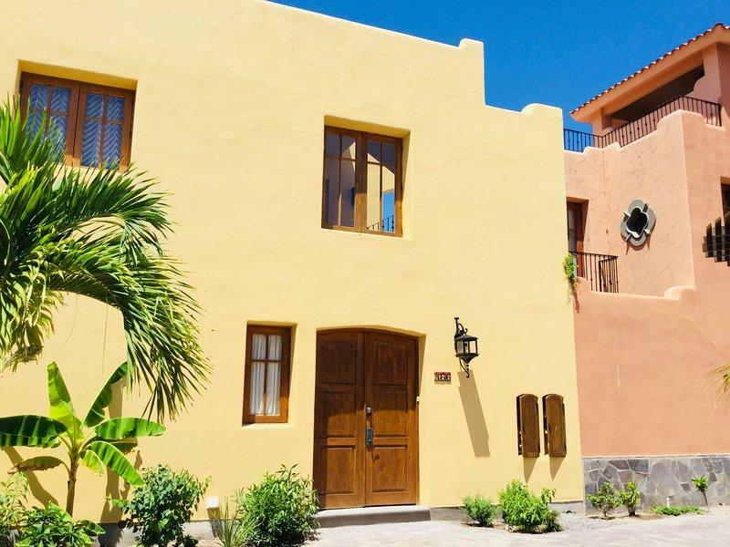 FN466 · Loreto Bay-Charming Cozy Luxury Villa, Ferienwohnung in Ensenada Blanca