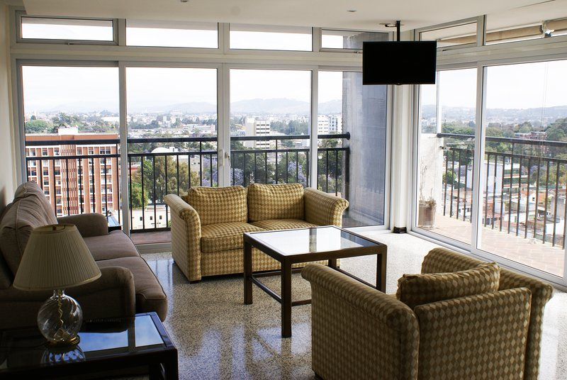Apartamento Vista 360, holiday rental in Guatemala City