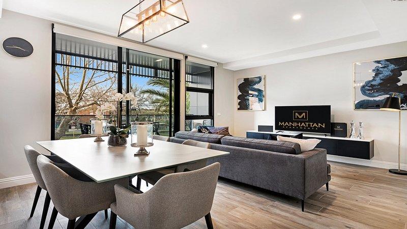 Short Stay 2 Bed Deluxe Manhattan Apartment, location de vacances à Murrumbeena