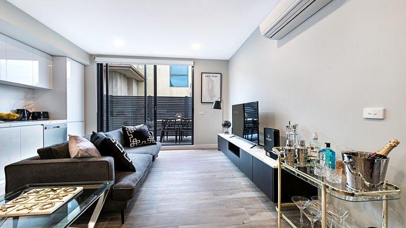Manhattan Apt Caulfield North 2 Bed Premier, location de vacances à Murrumbeena