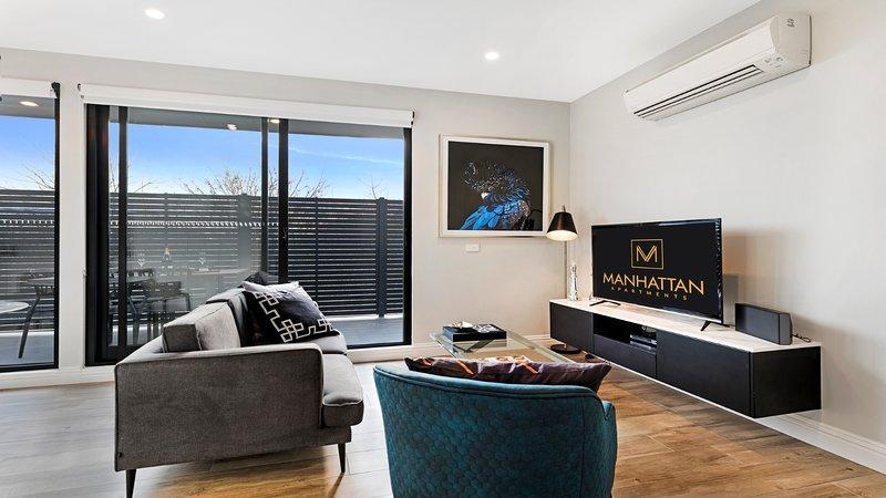 Short Stay 2 Bed Standard Manhattan Apartment, casa vacanza a Armadale
