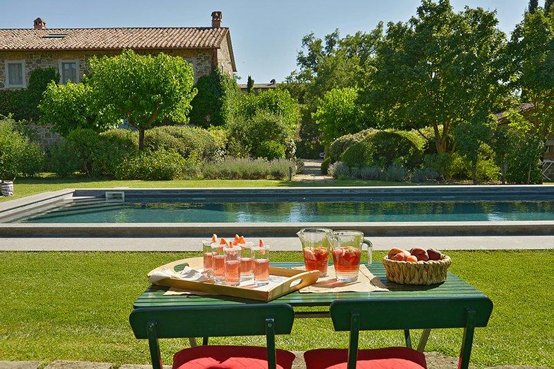 La Valle La Valle, holiday rental in Chianciano Terme