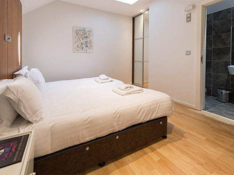 Habitación con dos camas / Habitación super king