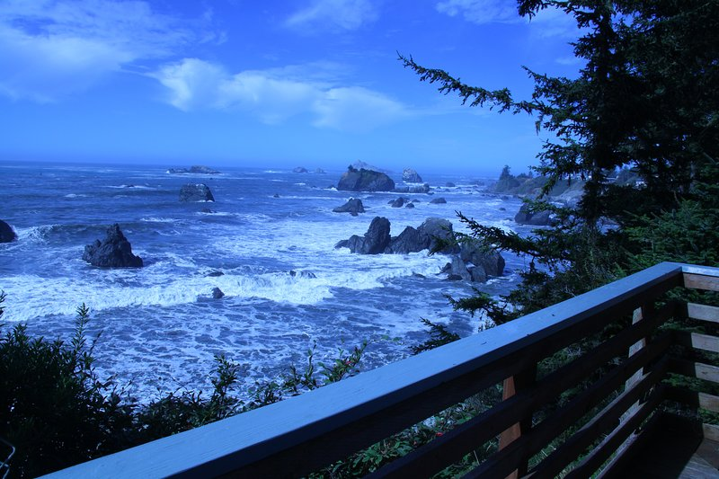 Pacific Get Away, holiday rental in Hiouchi