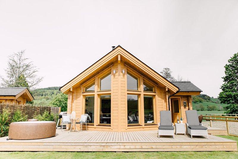 Lagom Log Cabin