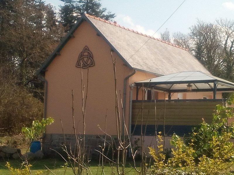 Maison à Port-Blanc (Penvénan) à ne pas manquer!, holiday rental in Cotes-d'Armor