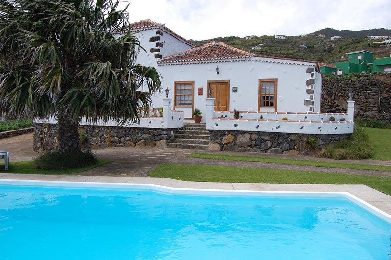 Charming Country house Barlovento (La Palma), La Palma, casa vacanza a San Andres y Sauces