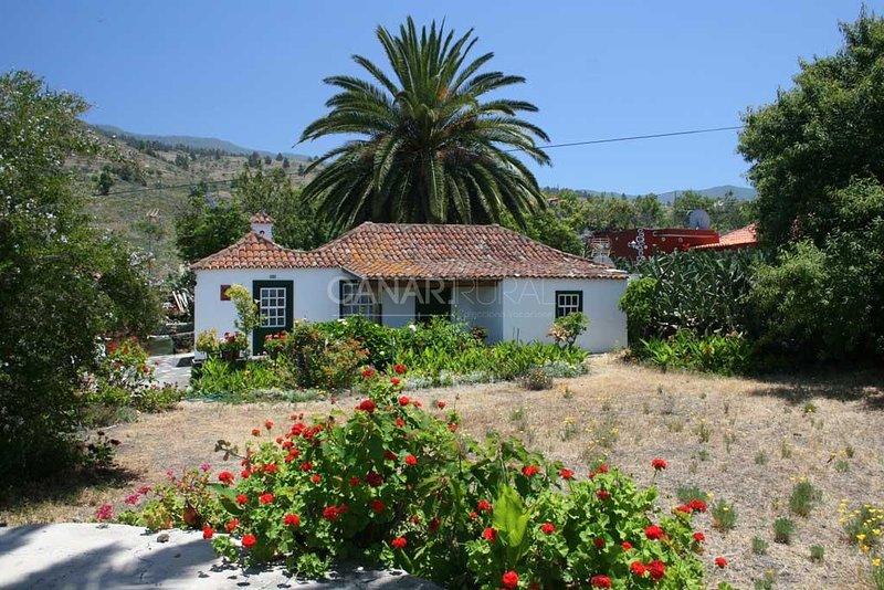 Charming Country house EL Paso, La Palma, vacation rental in El Paso