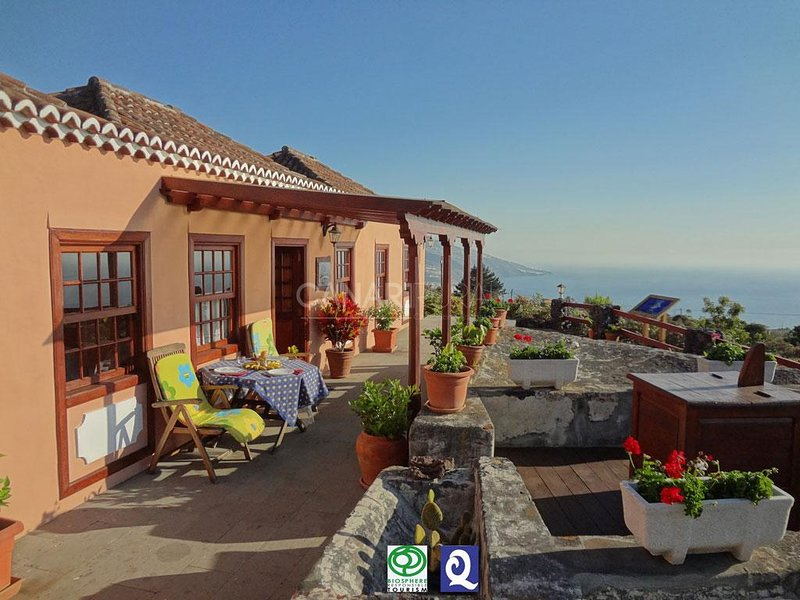 Charming Country house Breña Baja, La Palma, vacation rental in La Rosa