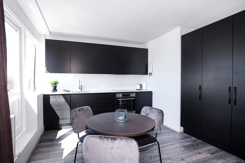 Downtown Penthouse Apartment - Right on the main shopping street, vacation rental in Reykjavik