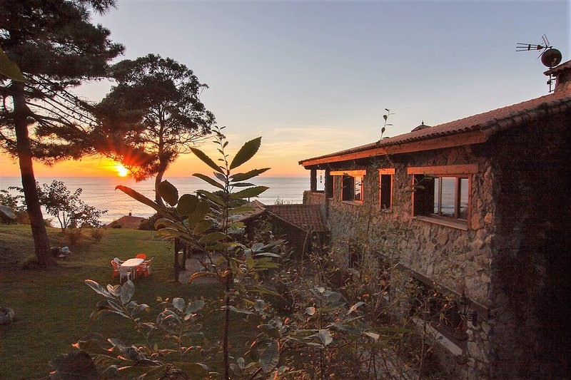Hogar del mar, holiday rental in Viladesuso