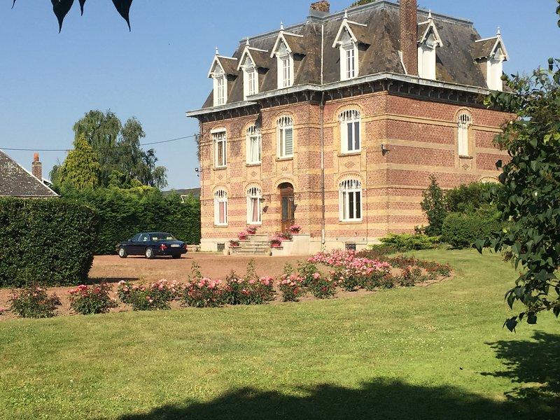 Domaine du gîte Les Racines, vacation rental in Bernes