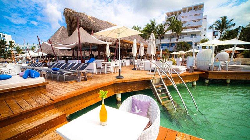 Dream Suites By Lifestyle. Boca Chica, aluguéis de temporada em Boca Chica