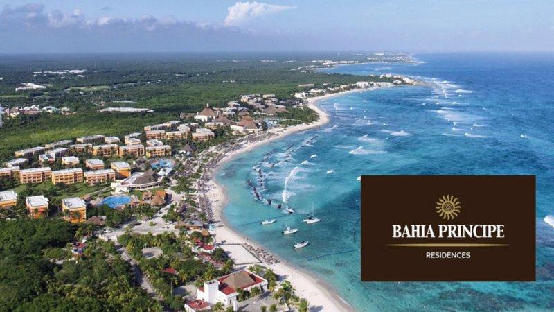 Residencias Bahia Principe - Vista aérea