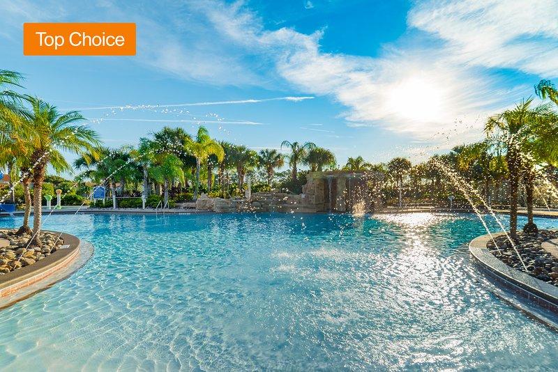 Sweet Home Urlaub Disney Ferienhaus Vermietung, Top-Resorts Florida Paradise Palms