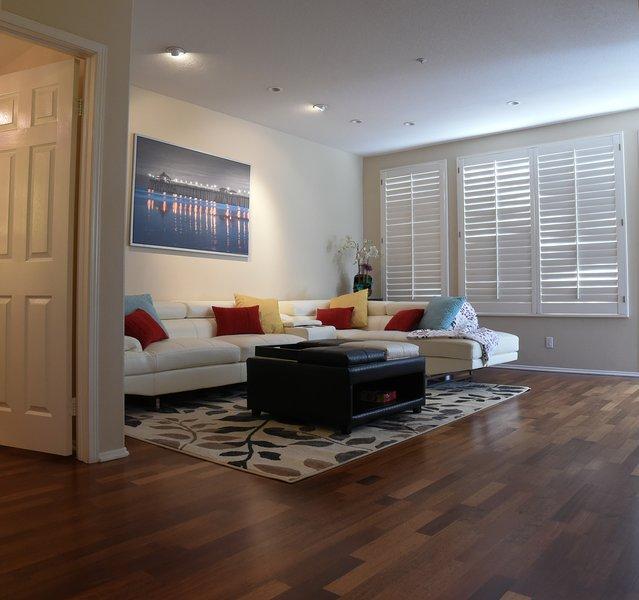3 Bedrooms Irvine Family Friendly Vacation Villa, holiday rental in Tustin
