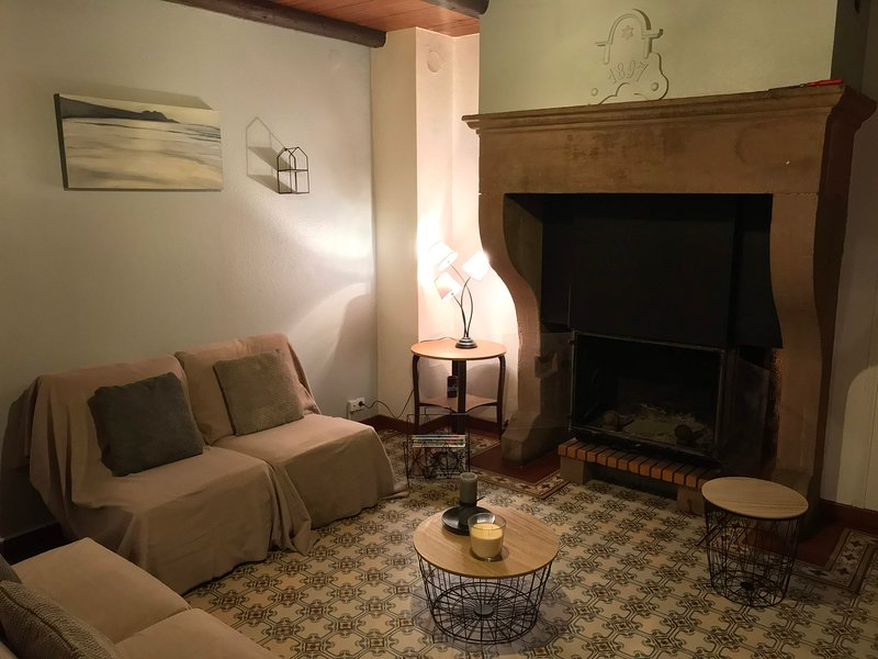 Le gîte du chateau de schirmeck, vacation rental in Natzwiller