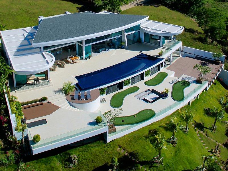 Villa Nautilus, 5BR, Ao Po, casa vacanza a Ko Yao Yai