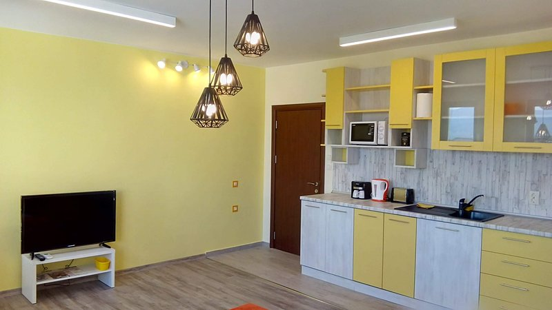 Hills View Apartment Near Central Plovdiv byPMM, holiday rental in Dedovo