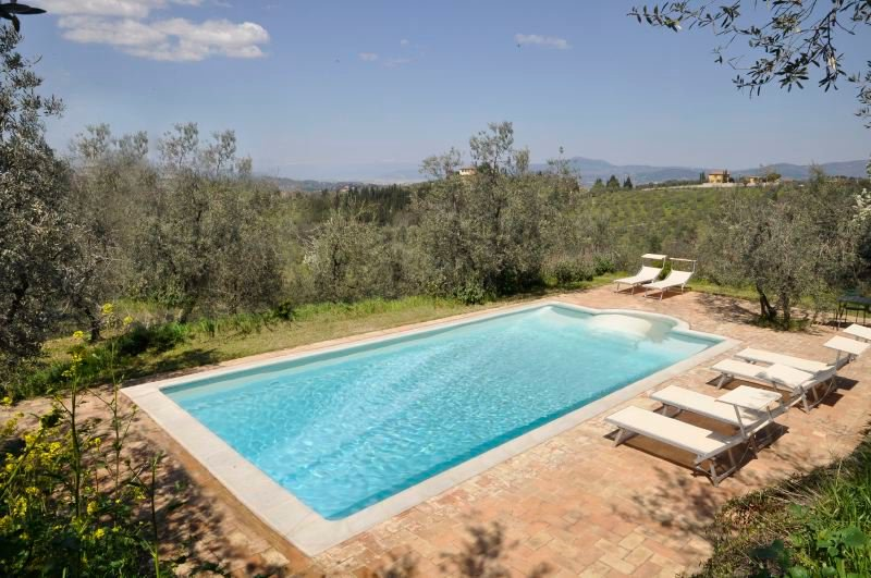 Antella Villa Sleeps 20 with Pool Air Con and WiFi - 5218250, holiday rental in Osteria Nuova
