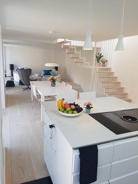 Newly Built Luxury Townhouse - Close to Center and Airport, location de vacances à Malmö