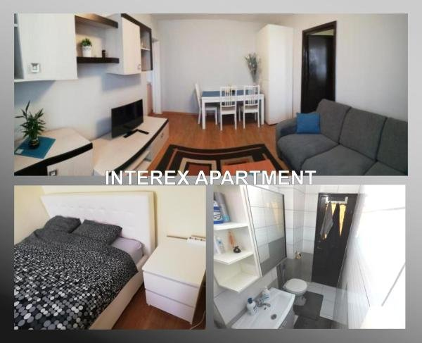 Interex apartment, holiday rental in Selimbar