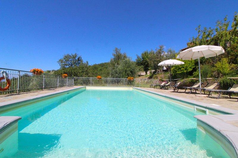 Gello Biscardo Villa Sleeps 20 with Pool - 5490521, location de vacances à San Giustino Valdarno