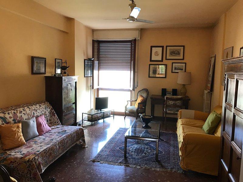 grande appartamento in pieno centro città a Pisa, holiday rental in Pisa