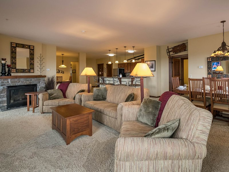6Br:   Soaring Eagle 204, vacation rental in Snowshoe