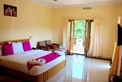 Tranquilgreens GALAXY (NON AC) 4, vacation rental in Santhanpara