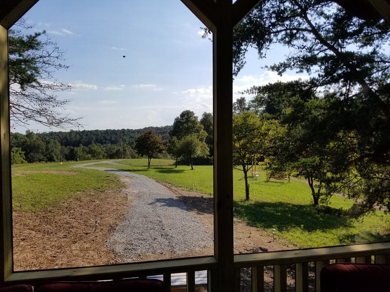The Country Cottage in the Hocking Hills, aluguéis de temporada em Starr