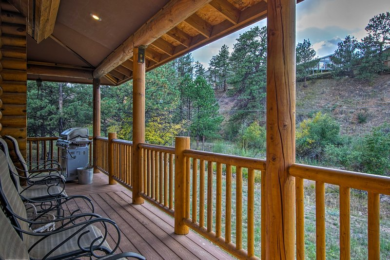 New Estes Park House W Hot Tub Near Downtown Updated